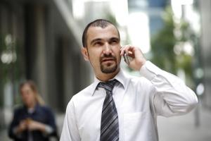 Menedżer w firmie